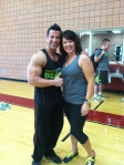 Had a chance to meet Sagi!!  He is so Great!